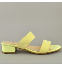 SANDALS 19K01PL25 YELLOW