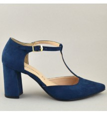 PUMPS 19K01PL40 BLUE