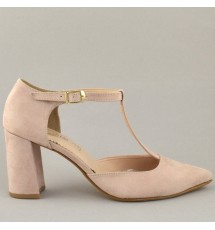 PUMPS 19K01PL40 NUDE