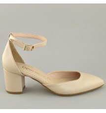 PUMPS 19K01PL42 BEIGE
