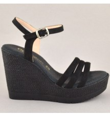 PLATFORMS 19K01PL45 BLACK