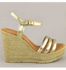 PLATFORMS 19K01PL45 GOLD