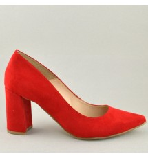 PUMPS 19K01PL67K RED