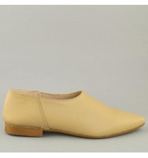 SLIPON 19K01PL800 BEIGE
