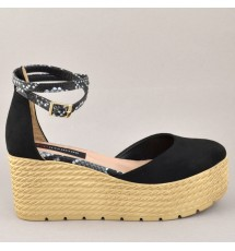 PLATFORMS 19K01ROD1087 BLACK