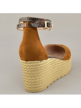 PLATFORMS 19K01ROD1087 TAUPE