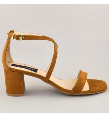 SANDALS 19K01ROD1550 TAUPE