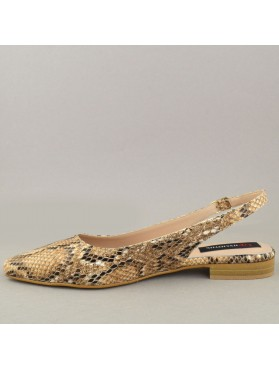 PUMPS 19K01ROD270 BEIGE