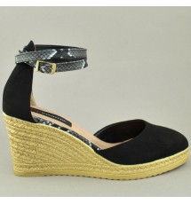 PLATFORMS 19K01ROD61 BLACK