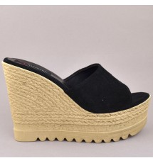 PLATFORMS 19K01ROD75 BLACK