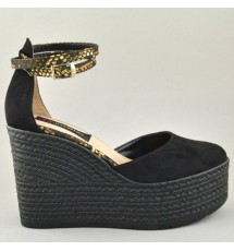 PLATFORMS 19K01ROD84 BLACK