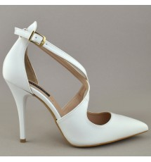 PUMPS 19K01ROD944 WHITE