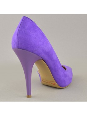 PUMPS 19K01ROD980 MAUVE