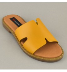SANDALS 19K01TSA176 YELLOW