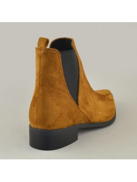 BOOTIES 19X01CRN8705 TAUPE