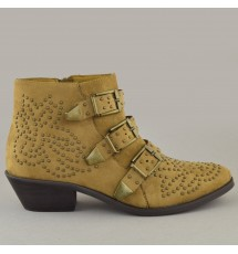BOOTIES 19X01CRN8741 CAMEL