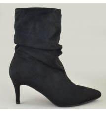 BOOTIES 19X01CRN8816 BLACK