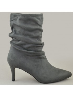 BOOTIES 19X01CRN8816 GREY