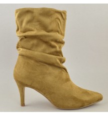 BOOTIES 19X01CRN8816 CAMEL