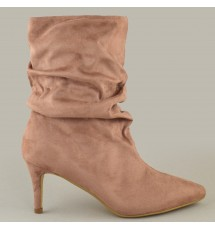 BOOTIES 19X01CRN8816 NUDE