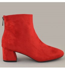 ANKLE BOOTIES 19X01CRN8845 RED