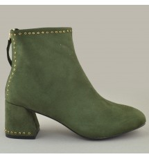 BOOTIES 19X01CRN8850 OLIVE