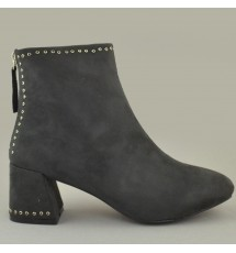 BOOTIES 19X01CRN8850 GREY
