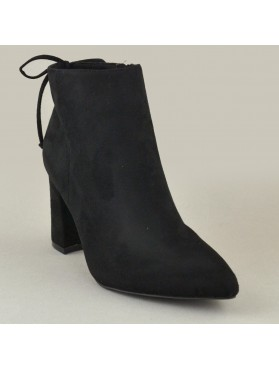 ANKLE BOOTIES 19X01CRN8870 BLACK
