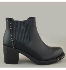 BOOTIES 19X01GP6080 BLACK