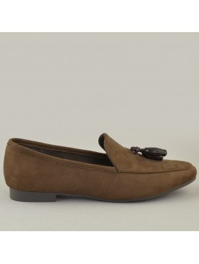 MOCCASIN 19X01KYL8103 BROWN