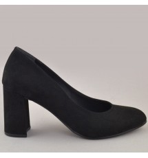 PUMPS 19X01PL17 BLACK