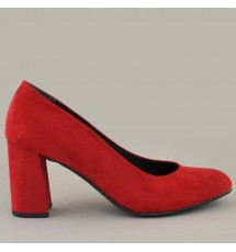 PUMPS 19X01PL17 RED