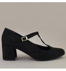 PUMPS 19X01PL18 BLACK