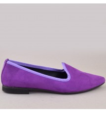 MOCASSIN 19X01PL233K PURPLE
