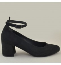 PUMPS 19X01PL39 BLACK