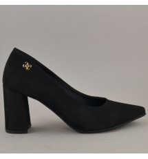 PUMPS 19X01PL670 BLACK