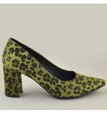 PUMPS 19X01PL67L OLIVE