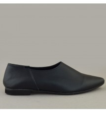 SLIPON 19X01PL800 ΜΑΥΡΟ