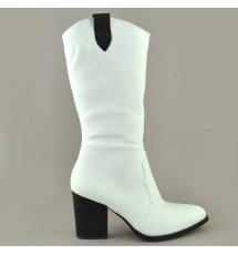 BOOTS 19X01ROD1650 WHITE