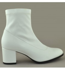 BOOTIES 19X01ROD590 WHITE