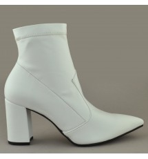BOOTIES 19X01ROD790 WHITE