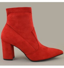 BOOTIES 19X01ROD790 RED