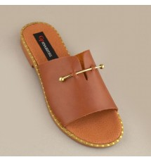 SANDALS 20K01ATH1013 TAUPE
