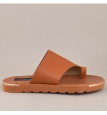 FLAT SANDALS 20K01ATH1123 TAUPE