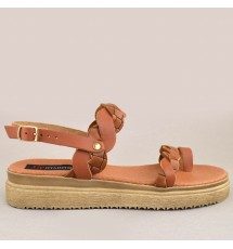 SANDALS 20K01ATH2024 TAUPE