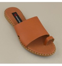 FLAT SANDALS 20K01ATH212 TAUPE