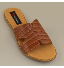 FLAT SANDALS 20K01ATH23 TAUPE