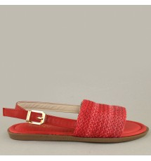 SANDALS 20K01MNV11225 RED