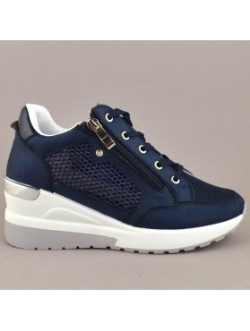 SNEAKERS 20K01MNV11985 BLUE
