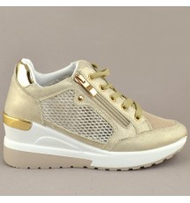Sneakers 20K01MNV11985 Gold